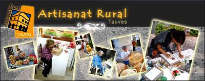 Artisanat Rural, la bannière de l'association