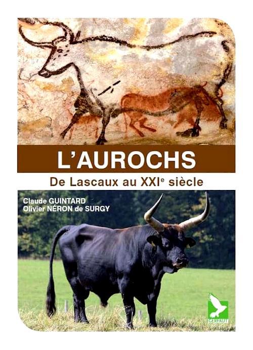 L'Aurochs, couverture du livre
