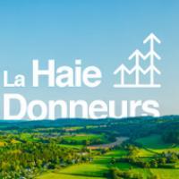 La Haie Donneurs, bannière