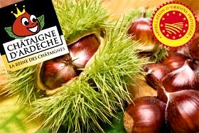 Les identifiants de la Châtaigne d'Ardèche AOP