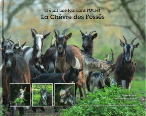 La Chèvre des Fossés, couverture du livre