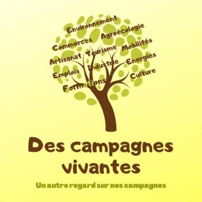 Le logo du site web Des Campagnes Vivantes