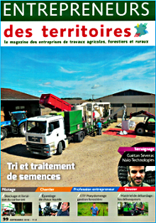 Entrepreneurs des Territoires, n°99
