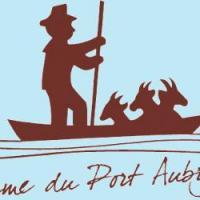 Le logo de la ferme et de l'épicerie du Port Aubry