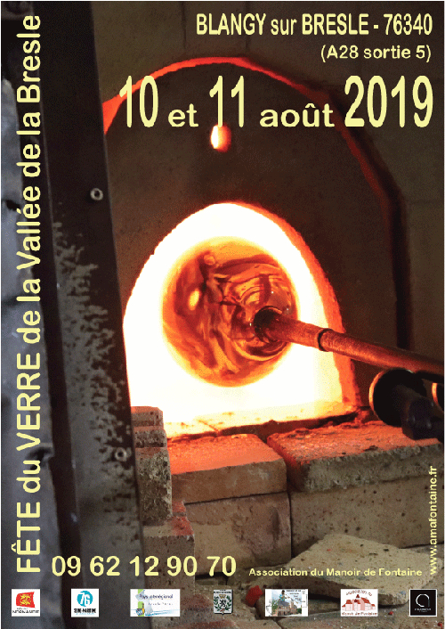 Fête du verre de Blangy-sur-Bresle