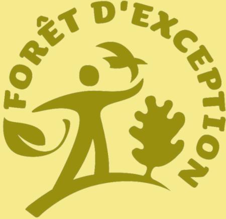 Forêts d'exception, le logo du label