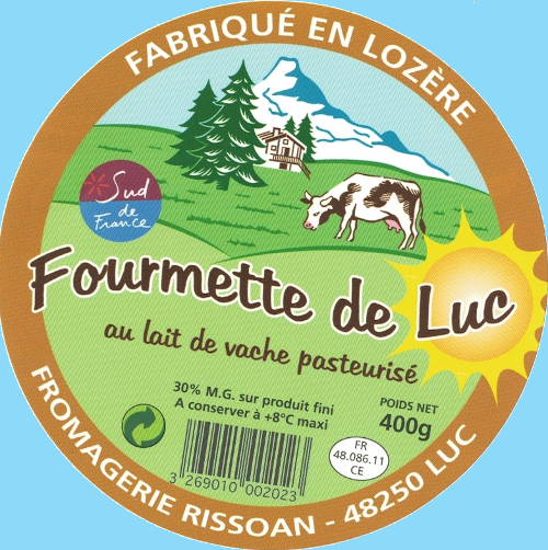 Fourmette de Luc