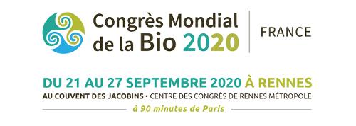 Congrès Mondial de la Bio 2020