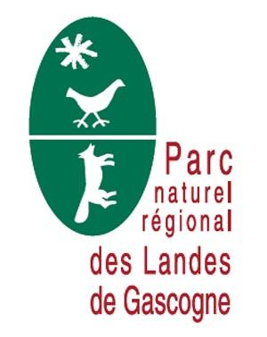 Le logo du Parc Naturel Régional des Landes de Gascogne