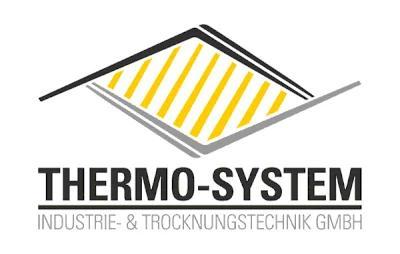 Le logo de la société allemande Thermo-System