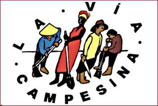 Logo via campesina