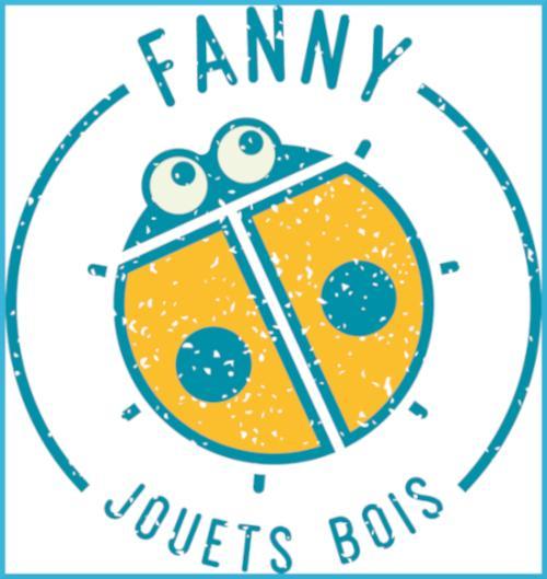 Nouveau logo de Les Jouets de Fanny