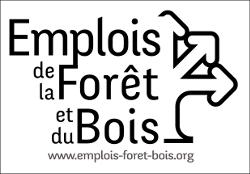 Logos emplois foret bois