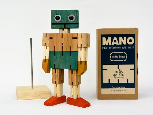 Mano le robot