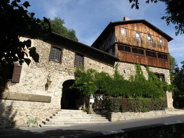 L'accueil du Moulin Richard de Bas et de son musée du papier