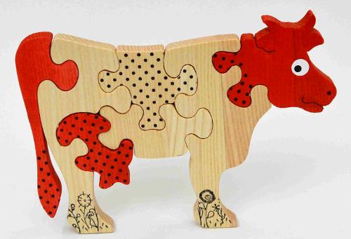 Margot, la nouvelle vache au lait bio