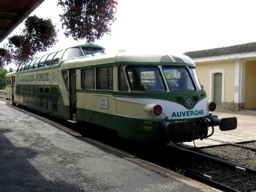 L'autorail panoramique d'Agrivap