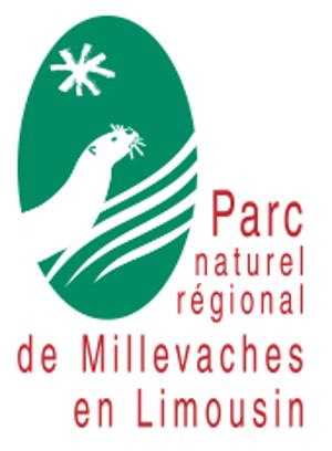 Le logo du Parc Naturel Régional de Millevaches