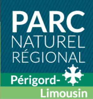 Le logo du Parc Naturel Régional du Périgord Limousin