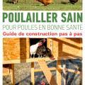 Poulailler sain, le guide de construction, la couverture du livre