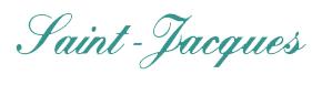 Le logo de l'entreprise Saint-Jacques
