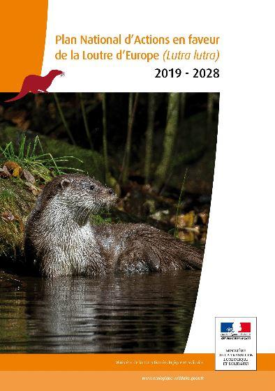 Second plan national d'action pour la loutre d'Europe