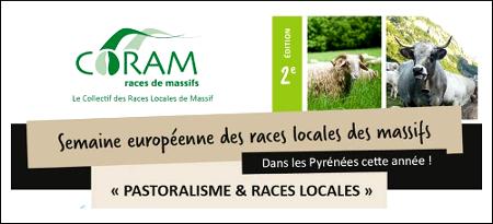 Semaine Européenne des Races locales des Massifs