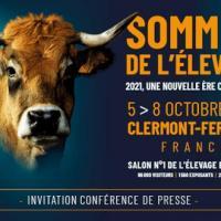 L'affiche du 30e Sommet de l'Elevage