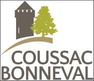 Le logo de la commune de Coussac Bonneval