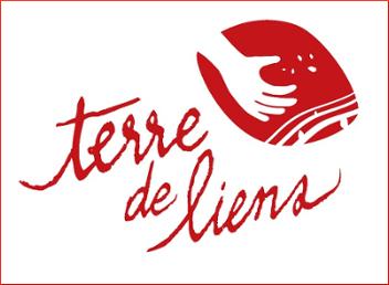 Le logo de l'association Terre de Liens