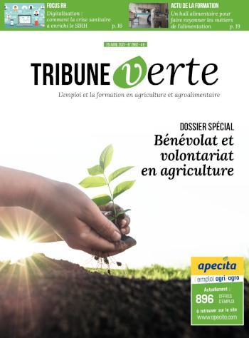 Tribune Verte, la couverture du numéro 2962